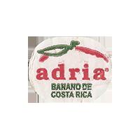 adria BANANO DE COSTA RICA  25,1 x 20 mm paper Costa Rica 2015 KK unique