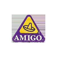 AMIGO T  22,5 x 18,8 mm paper 2012 DK unique