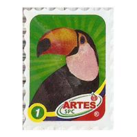 ARTES SPC  1  25,8 x 34,7 mm paper 2012 M unique