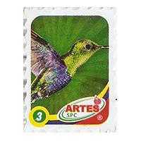 ARTES SPC  3  25,8 x 34,7 mm paper 2012 M unique