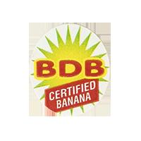 BDB CERTIFIED BANANA  22 x 25,4 mm paper before 2012 unique