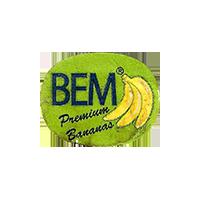 BEM Premium Bananas  23,5 x 18,6 mm paper 2015 KT unique