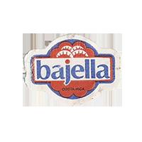 bajella  26,7 x 19,6 mm paper before 2012 Costa Rica unique