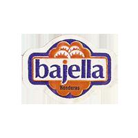 bajella  26,7 x 19,6 mm paper before 2012 Honduras unique