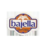 bajella  26,7 x 19,3 mm paper before 2012 Costa Rica unique