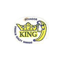 BANA KING PREMIUM QUALITY BANANAS  0 x 0 mm paper 2017  Ecuador unique