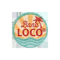 Bana LOCO  22 x 22 mm paper 2015 NB unique