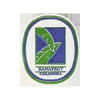 BANAFRUT  22 x 26,7 mm paper 2016 CC Colombia unique