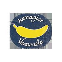 Banagior  26,7 x 22 mm paper 2012 KČ Venezuela unique