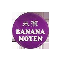BANANA MOYEN  0 x 0 mm paper 2018 M Malaysia unique