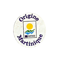 Origine Martinique  21 x 22,7 mm paper before 2012 France unique