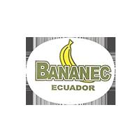 BANANEC  24 x 18 mm paper before 2012  Ecuador unique