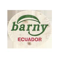 barny  29,4 x 25,3 mm paper before 2012 Ecuador unique