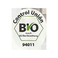 Bio Control Union nach EG Oko-Verordnung 94011  22,3 x 26,8 mm paper 2017 J unique