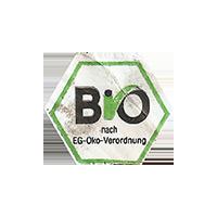 BIO nach EG-Öko-Verordnung  21,9 x 18,9 mm paper 2015 J unique