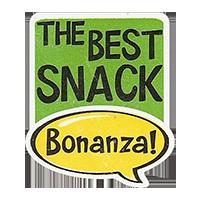 Bonanza! THE BEST SNACK  28,8 x 34,4 mm plastic 2011 J unique