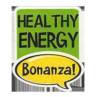 Bonanza! HEALTHY ENERGY 28,8 x 34,4 mm plastic 2011 J unique
