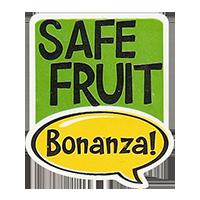 Bonanza! SAVE FRUIT  28,8 x 34,4 mm plastic 2011 J unique