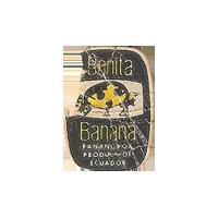 Bonita Banana BANANABOA  17.1 x 23.5 mm paper 2017 MC Ecuador unique