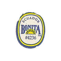 BONITA #4236  18,9 x 23,4 mm paper before 2012 Ecuador unique