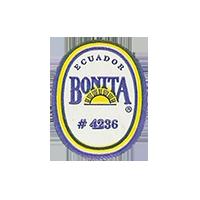 BONITA # 4236  18,9 x 23,3 mm paper before 2012 Ecuador unique