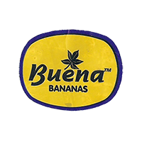 Buena BANANAS  28,5 x 22,5 mm plastic 2011 J unique