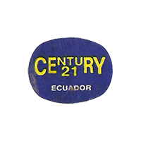 CENTURY 21  23,5 x 18,4 mm paper 2012 KČ Ecuador unique