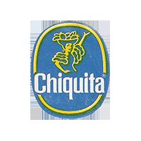 Chiquita   22 x 26,8 mm paper 2013 J unique