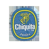 Chiquita   22,2 x 26,5 mm paper 2012 J Panama unique