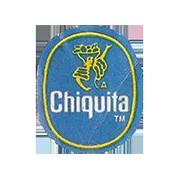 Chiquita  A  22,4 x 26,8 mm paper 2014 unique