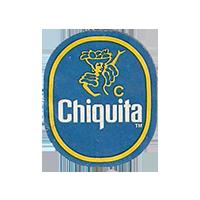 Chiquita  C  22,3 x 26,7 mm paper before 2012 unique