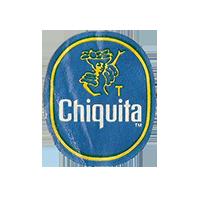 Chiquita  T  21,9 x 26,7 mm paper 2012 DK unique