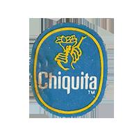 Chiquita   21,9 x 26,9 mm paper 2012 DK unique