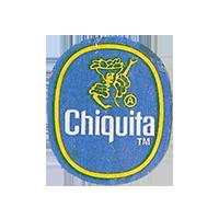 Chiquita  A  22,2 x 26,8 mm paper 2012 DK unique