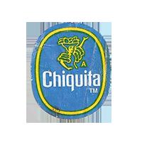 Chiquita  A  22,1 x 26,7 mm paper 2012 DK unique
