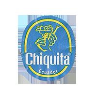Chiquita   22 x 26,4 mm paper before 2012 J Ecuador unique