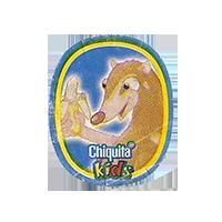 Chiquita  kids  22,1 x 26,7 mm paper 2013 M unique