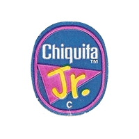 Chiquita Jr. C  21,9 x 26,5 mm paper before 2012 J unique