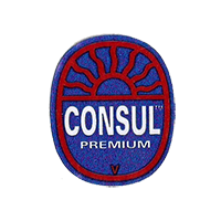 CONSUL PREMIUM V  22,1 x 26,8 mm paper before 2012 AA unique