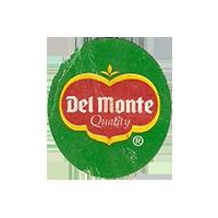 Del Monte Quality  22,2 x 25,3 mm paper before 2012 unique