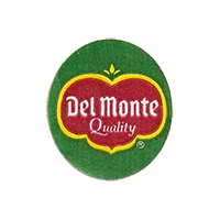 Del Monte Quality  22,3 x 25,1 mm paper before 2012 unique
