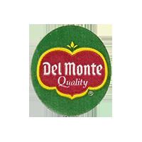 Del Monte Quality  22,3 x 25,1 mm paper before 2012 unique