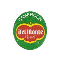 Del Monte Quality  22 x 25,2 mm paper before 2012 Cameroon unique