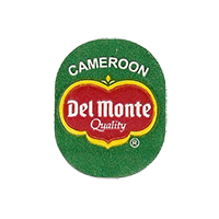 Del Monte Quality  20 x 25 mm paper before 2012 Cameroon unique