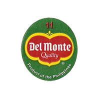 Del Monte Quality Product of the Philippines 11  22 x 24,8 mm paper before 2012 NB Philippines unique