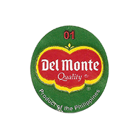 Del Monte Quality Product of the Philippines 01  22 x 24,5 mm paper 2013 NB Philippines unique