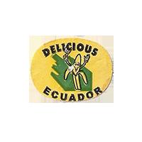 DELICIOUS  22,6 x 17,7 mm paper before 2012 TL Ecuador unique