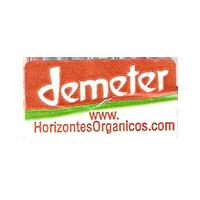 demeter www.HorizontesOrganicos.com  29,7 x 15,9 mm paper before 2012 J unique