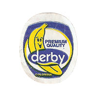 Derby PREMIUM QUALITY  0 x 0 mm paper 2018 J Colombia unique
