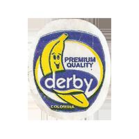 Derby PREMIUM QUALITY  0 x 0 mm paper 2018 J Colombia unique
